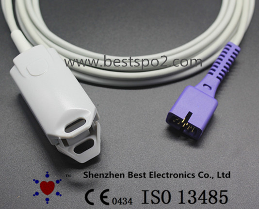 Shenzhen Best Electronics Co ,Ltd - Reusable SpO2 sensors - Adult